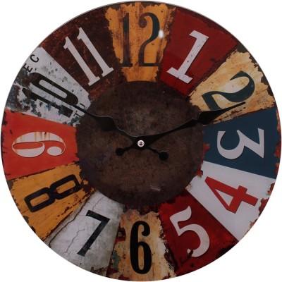 DecoO, Analog 30 cm Dia Wall Clock