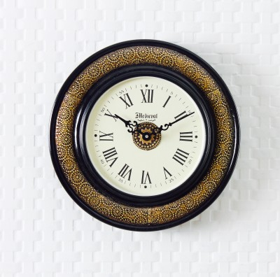Medieval India Analog 25.4 cm Dia Wall Clock