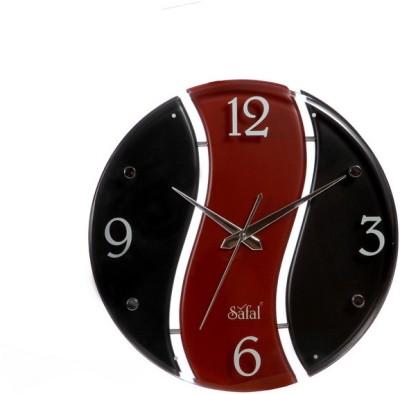 Safal Analog 29 cm Dia Wall Clock