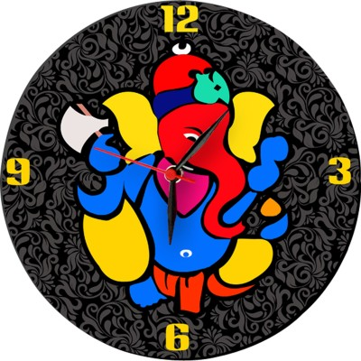 Tiedribbons Analog Wall Clock
