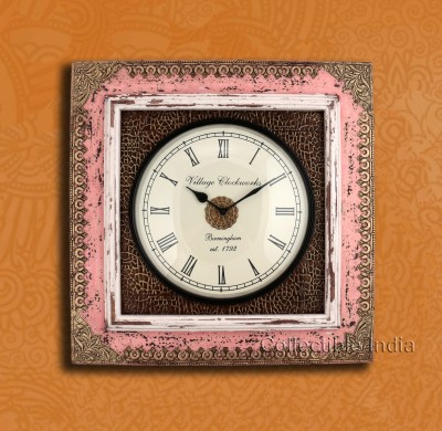 Collectible India Analog 40 cm Dia Wall Clock