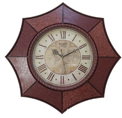 steven2005 f-rust Analog Wall Clock