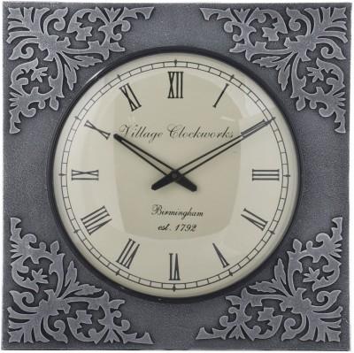 Akshay Interio Analog Wall Clock