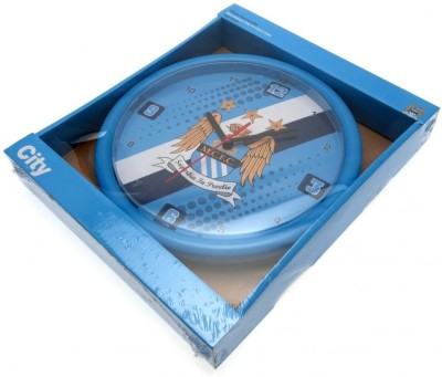 Manchester City F C Analog Wall Clock Available At