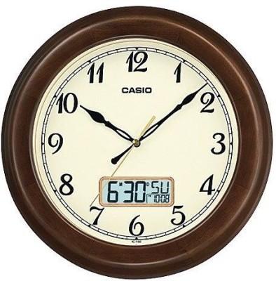 Casio Analog-Digital Wall Clock