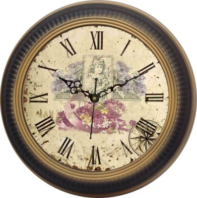Craftshopi Analog Wall Clock