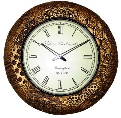 Lal Haveli Analog 30.48 cm Dia Wall Clock