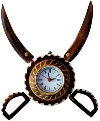 mandirworld Analog Wall Clock