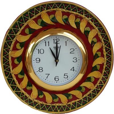 Divinecrafts Analog 30 cm Dia Wall Clock