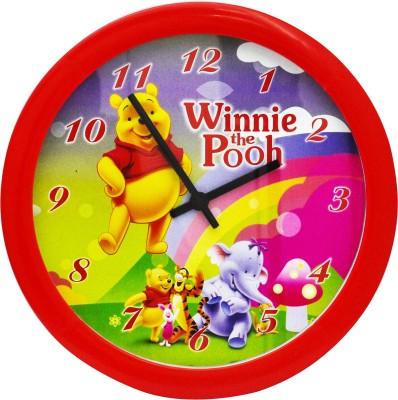 Hommate Analog 31 cm Dia Wall Clock