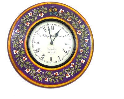 Jodhpur Royal Crafts Analog Wall Clock