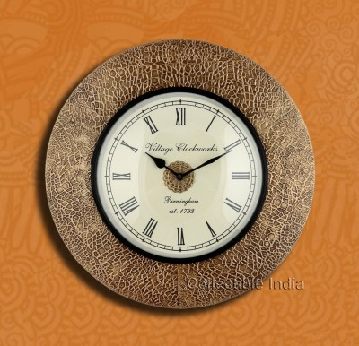 Collectible India Analog 40 cm Dia Wall Clock