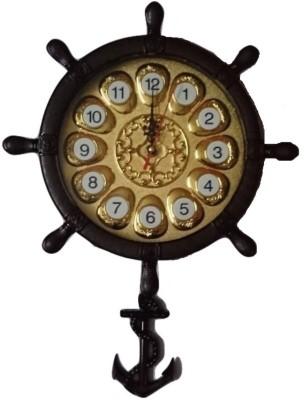Gift Chachu Analog 20 cm Dia Wall Clock
