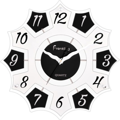 Frankling Analog 40 cm Dia Wall Clock