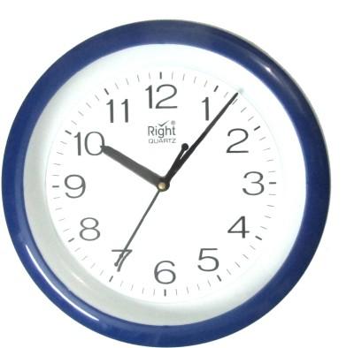Right Analog 21 cm Dia Wall Clock