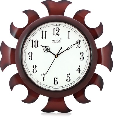 Arete ActiveAX5109 Cola Designer Analog 40 cm Dia Wall Clock