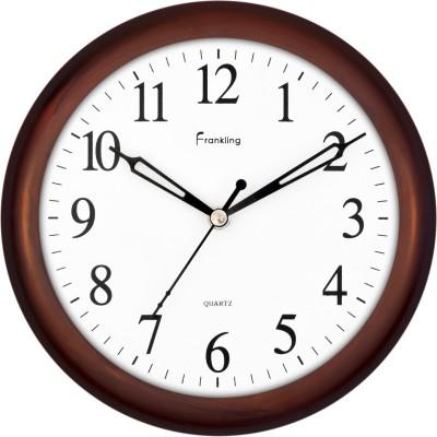 Frankling Analog 23 cm Dia Wall Clock