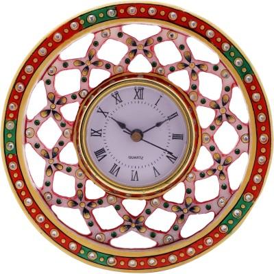 Ridhi Sidhi Shopee Analog 15 cm Dia Wall Clock
