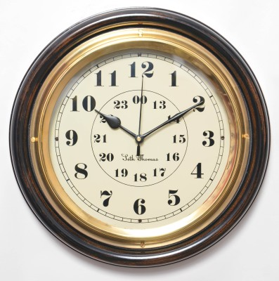 Roorkee Instruments (INDIA) Analog 30 cm Dia Wall Clock