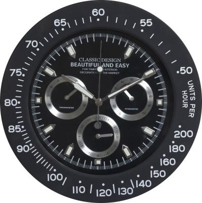 Opaleena Analog 35 cm Dia Wall Clock
