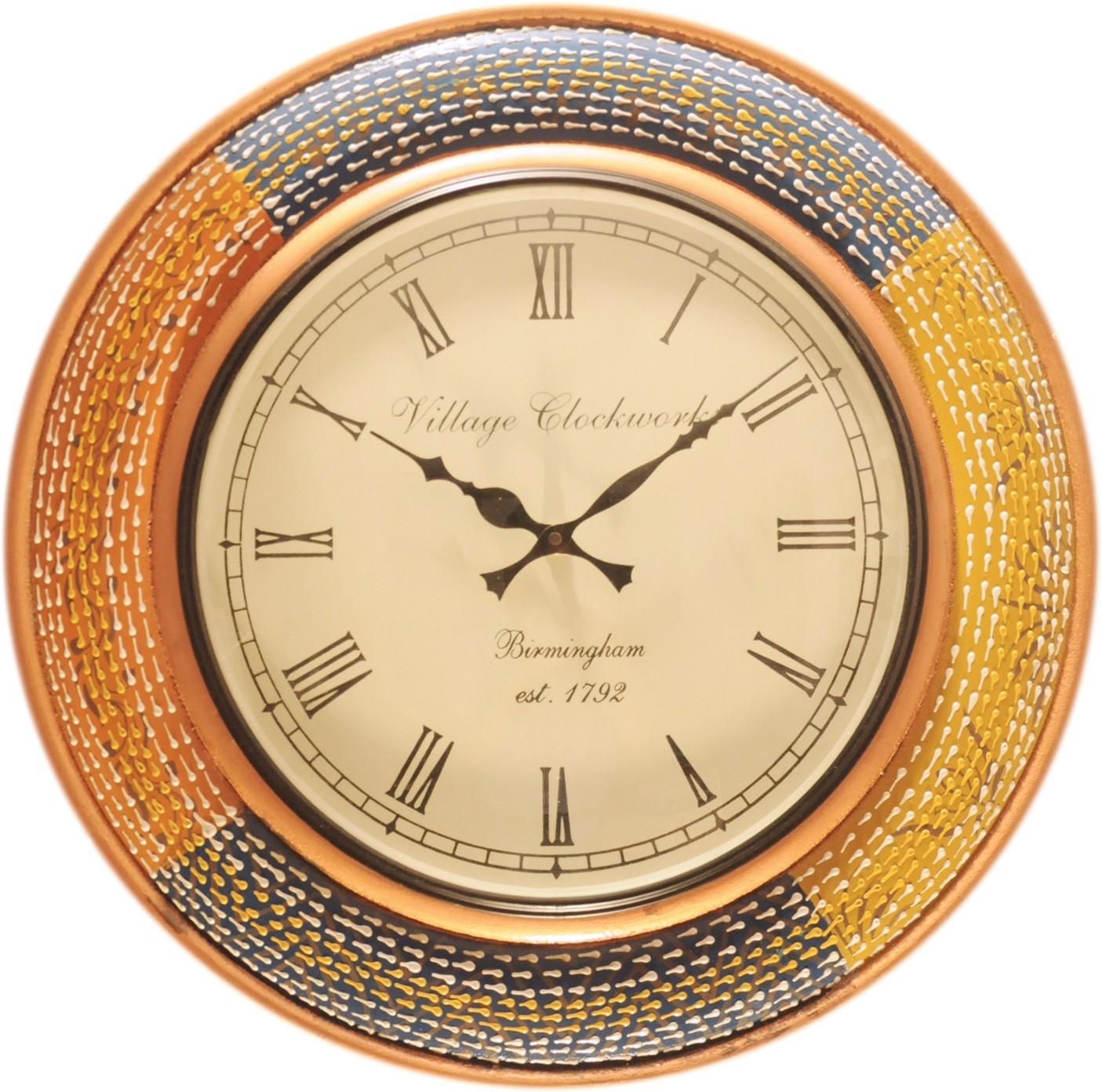 Best Village Clockworks brands wallclocks Pricing in October 26 2017
