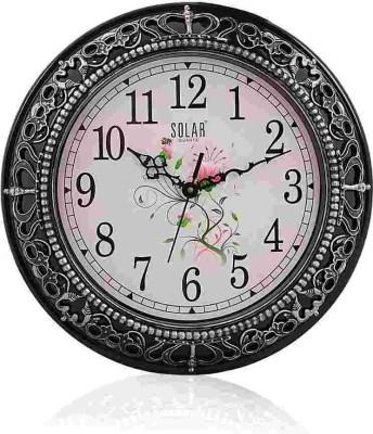 Fieesta Analog 37 cm Dia Wall Clock