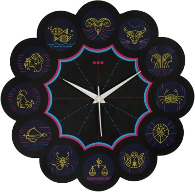 Mad(e) in India Analog 27.94 cm Dia Wall Clock
