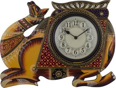 shreenath handicraft Analog Wall Clock