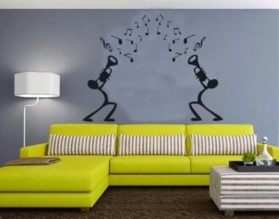 Highbeam Studio Trombone Music Wall Decal (Medium)