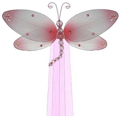 The Butterfly Grove Taylor Dragonfly Curtain Tieback