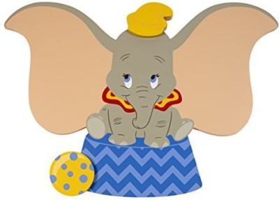 Disney Dumbo Shaped Wall Art
