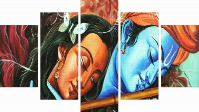 GoHooked Radha Krishan Wall Art