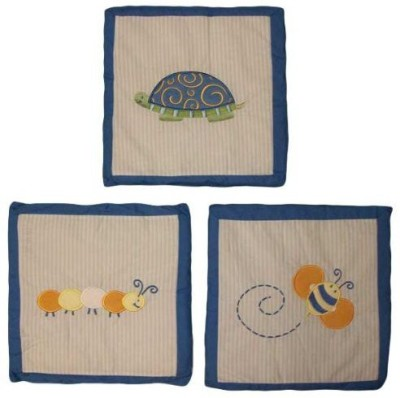 Step by Step Boy Garden Wall Hangings 3 Pack