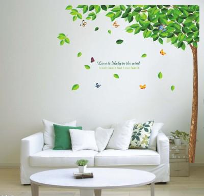Oren Empower Wind tree large wall sticker