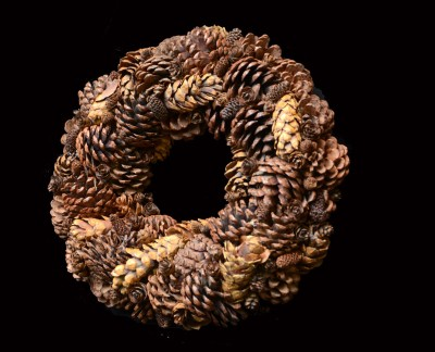 Exotic Creations Nature World - Dried flower wreath