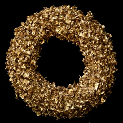 Exotic Creations Hot Cinnamon - Dried flower wreath