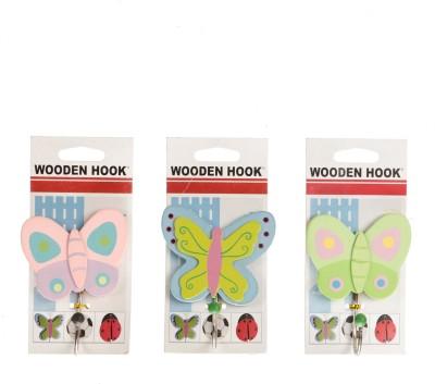 Wink Wall Hook Butterfly