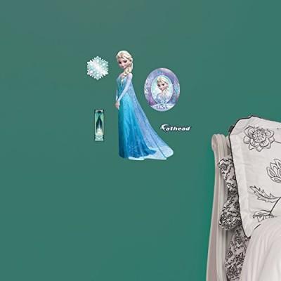 Fathead Disney Frozen Elsa Fathead Teammate Wall Decor
