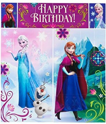 American Greetings- Toys Frozen Wall Decorations