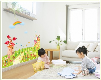 Oren Empower Nice combined decorative large wall sticker