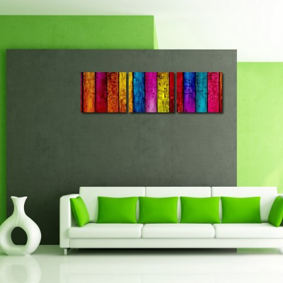 999 Store Multiple Frames Printed Colorful Squire Design like Modern Wall Art Painting