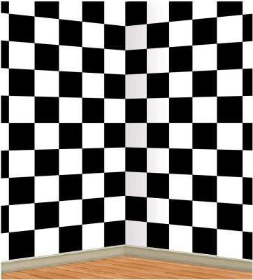 Beistle Checkered Backdrop Party Accessory