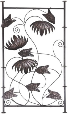 Goyal India Antique Copper Wall Décor (Brown, 83645)