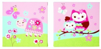 Summer Infant Count Wall Art, Who Loves You