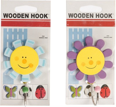 Wink Wall Hook Sun& Smile