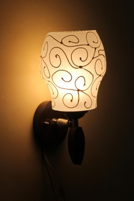 Gojeeva Mystic White Night Lamp