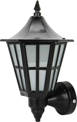 WhiteRay Outdoor Purpose Traditional Black Night Lamp