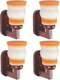 AGRIM Sconce Wall Lamp(Pack of 4)
