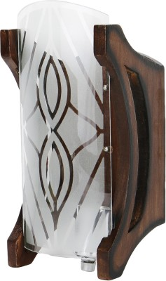 WhiteRay Traditional Wooden Night Lamp