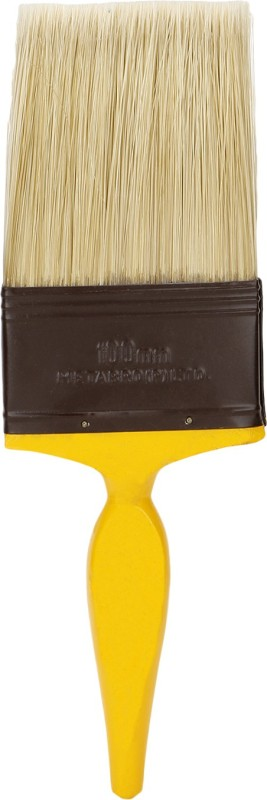 Volga Synthetic Wall Paint Brush(4 inch Bristle)